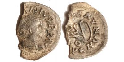 Gepidák 1/2 siliqua Sirmium 540-560