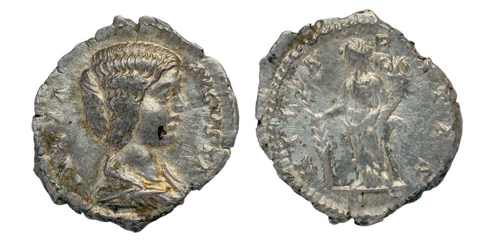 Római Birodalom Julia Domna 193-217 denár