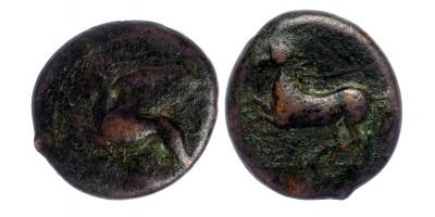 Görögország Szicília Siracusa II. Dionüsziosz ie. 367-357 tetrasz
