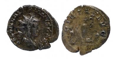 Római Birodalom Saloninus Caesar 258-260 antoninianus R!