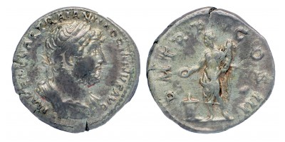 Római Birodalom Hadrianus 117-138 denár