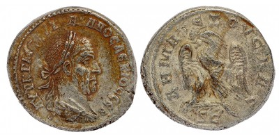 Római Birodalom Trebonianus Gallus 251-253 tetradrachma Antiochia