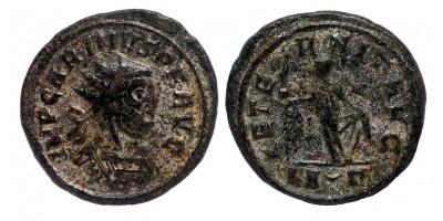Római Birodalom Carinus 283-285 antoninianus Aeternitas