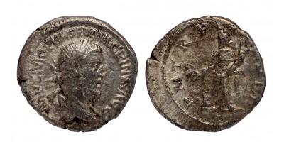 Római Birodalom Macrinus 217-218 denár