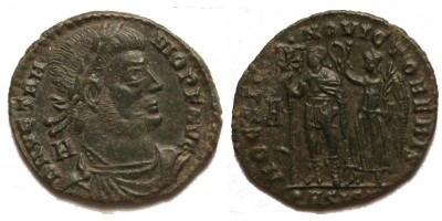 Római Birodalom Vetranio 350 centenionalis Siscia