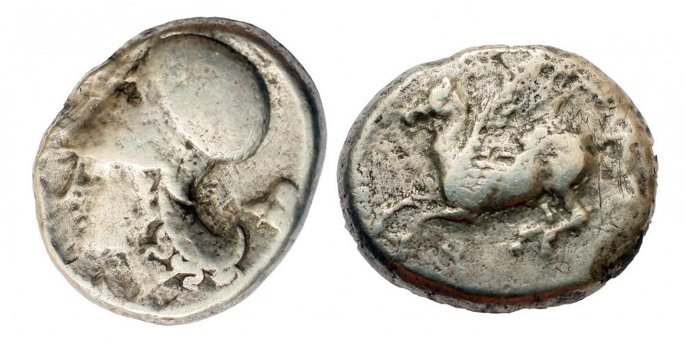 Görögország Korinthosz sztatér ie. 375-300