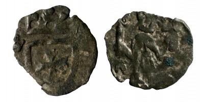 Redwitz Miklós szörényi bán 1429-35 obulus ÉH -