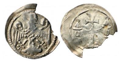 II. András 1205-35 denár ÉH 150 RR!