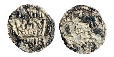 Károly Róbert 1307-42 denár ÉH 360 RR!