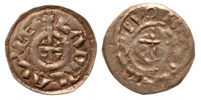 I. László 1077-95 denár ÉH 15