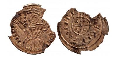Salamon 1063-74 denár ÉH 8 R!