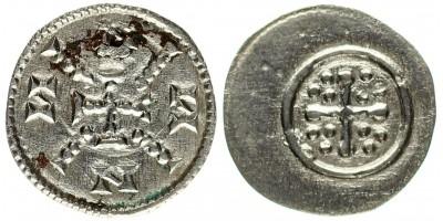 II. Géza 1141-62 denár ÉH 70