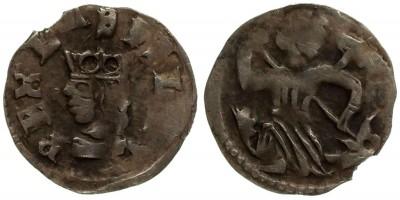 IV. László 1272-90 denár ÉH 276