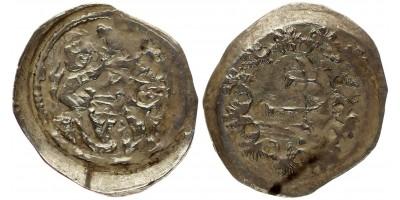 II. András 1205-35 denár ÉH 148 R!
