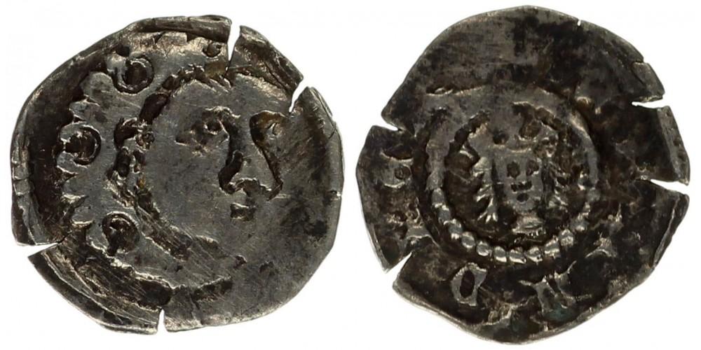 III. András 1290-1301 denár ÉH 319