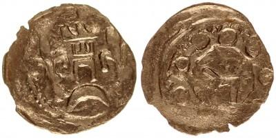 IV. Béla 1235-70 denár ÉH 228