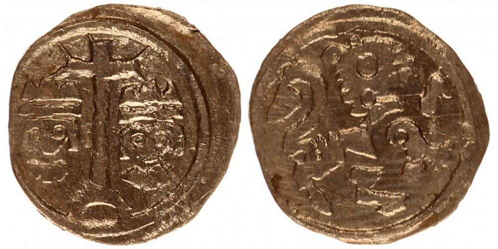 IV. Béla 1235-70 denár ÉH 256B