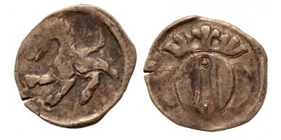 Otto 1305-07 denár R!
