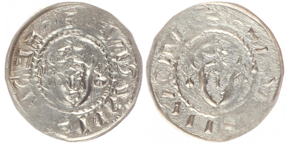 II. István 1116-31 bracteata ÉH - R!