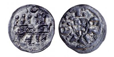 III. Béla 1172-96 denár ÉH 101