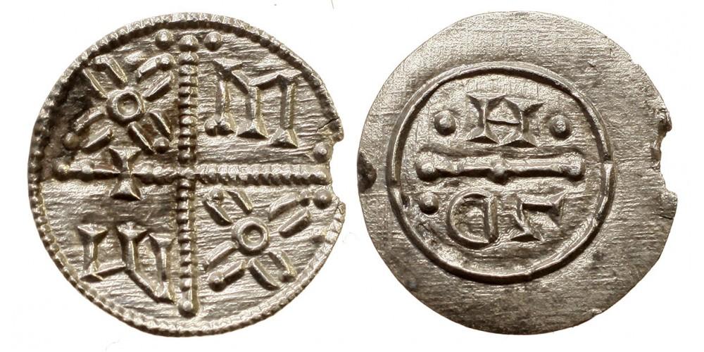 III. Béla 1172-96 denár ÉH 103 RR!