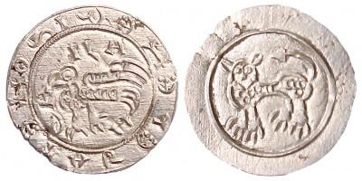 III. Béla 1172-96 denár ÉH 104 RR!