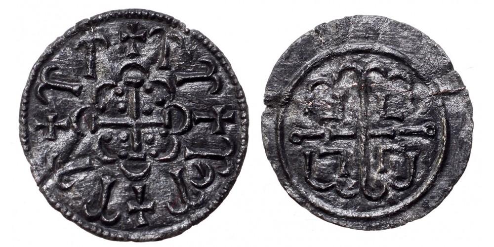 III. Béla 1172-96 denár ÉH 111 RR!
