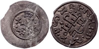 III. Béla 1172-96 denár ÉH 112 RR!