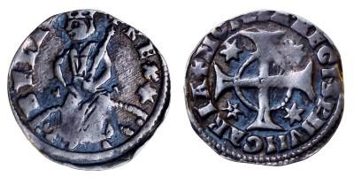 IV. Béla 1235-70 denár ÉH 218