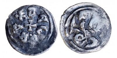 IV. Béla 1235-70 obulus ÉH 229 R!