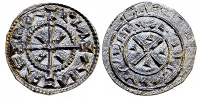Kálmán 1095-1116 denár ÉH 29