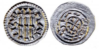 Kálmán 1095-1116 denár ÉH 30