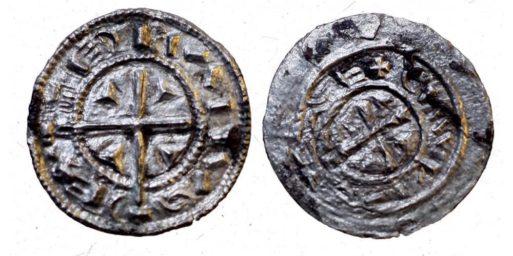 II. István 1116-31 denár ÉH 35
