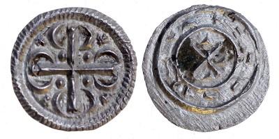 II. István 1116-31 denár ÉH 38