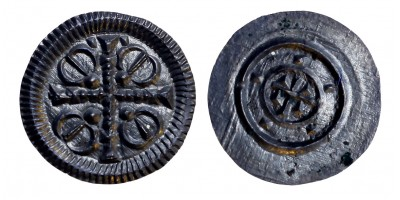 II. Béla 1131-41 denár ÉH 47