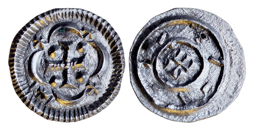 II. István 1116-31 denár ÉH 39