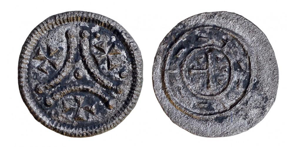 II. István 1116-31 denár ÉH 40