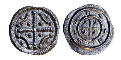 II. István 1116-31 denár ÉH 41
