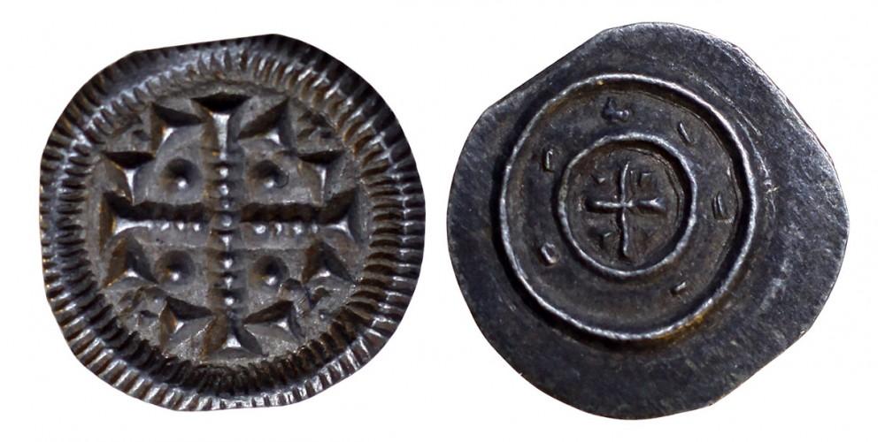 II. István 1116-31 denár ÉH 42