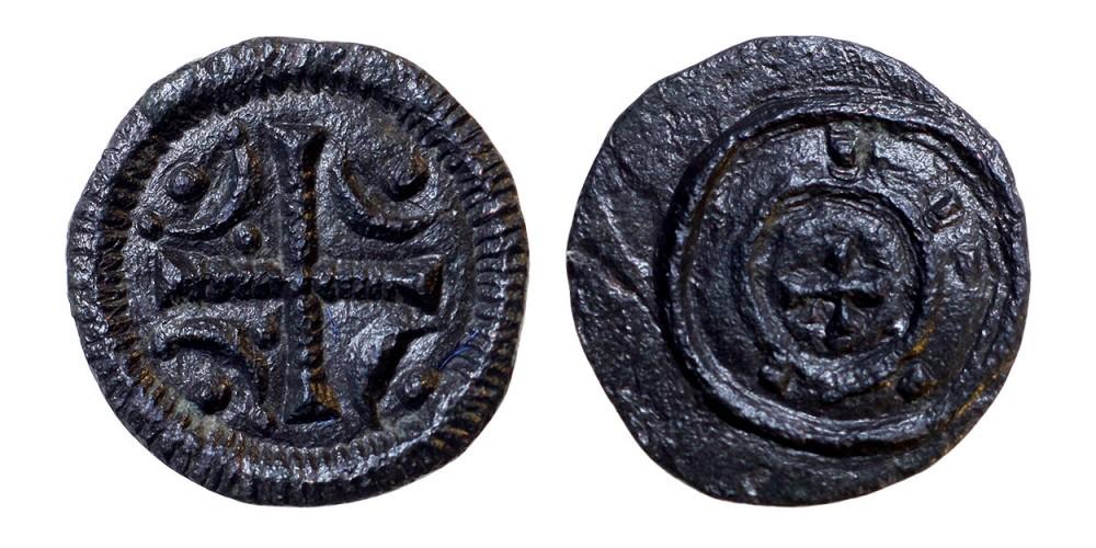 II. Béla 1131-41 denár ÉH 52