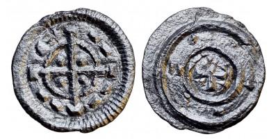 II. Béla 1131-41 denár ÉH 53