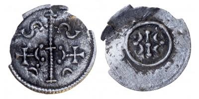 III. István 1162-72 denár ÉH 83