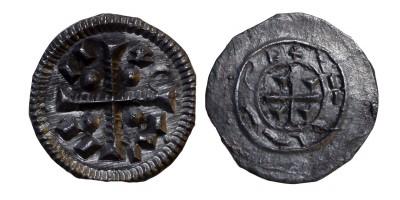 Kálmán 1095-1116 denár ÉH 31