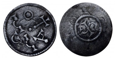 III. István 1162-72 denár ÉH 84
