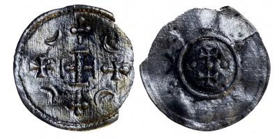 III. István 1162-72 denár ÉH 86