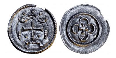 III. Béla 1172-96 denár ÉH 94 R!