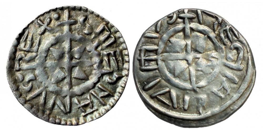 I. István 997-1038 denár ÉH 1