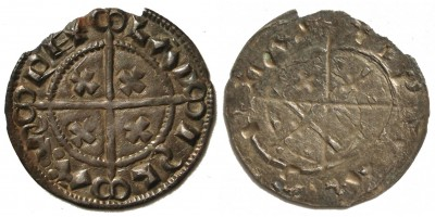 I. László 1077-95 denár ÉH 21