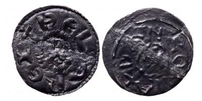 Béla I. 1060-63 denár ÉH 7 RR!