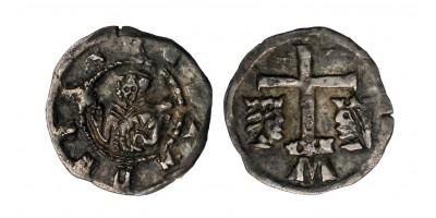 III. András 1290-1301 denár ÉH 329